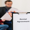 Discuss rent increases with your tenants. Include regular rent increase information in your rental agreement.