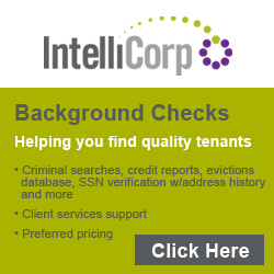 Landlord Association - IntelliCorp - Background Checks